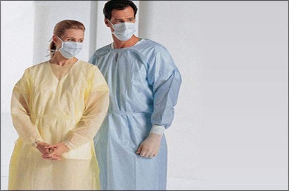 Ứng dụng của vải không dệt trong y tế