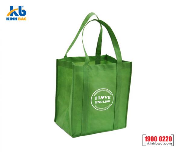 Túi vải không dệt du học - TDH04
