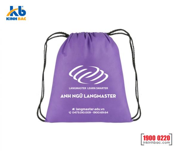 Túi vải không dệt du học - TDH14