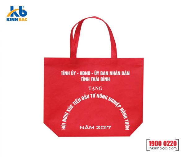 Túi vải không dệt quà tặng - TQT08