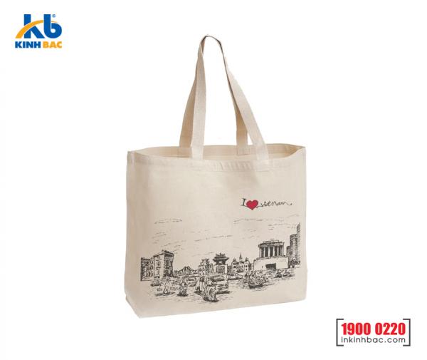 Túi vải không dệt quà tặng - TQT02