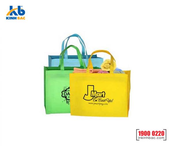 Túi vải không dệt siêu thị - TST11
