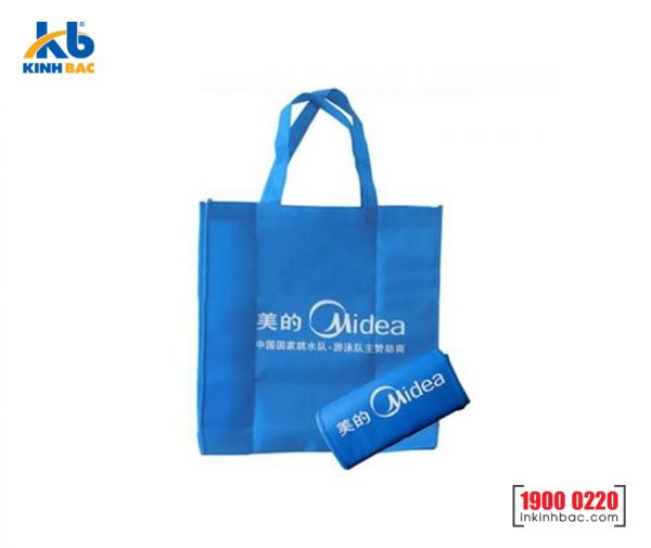 Túi vải không dệt siêu thị - TST03