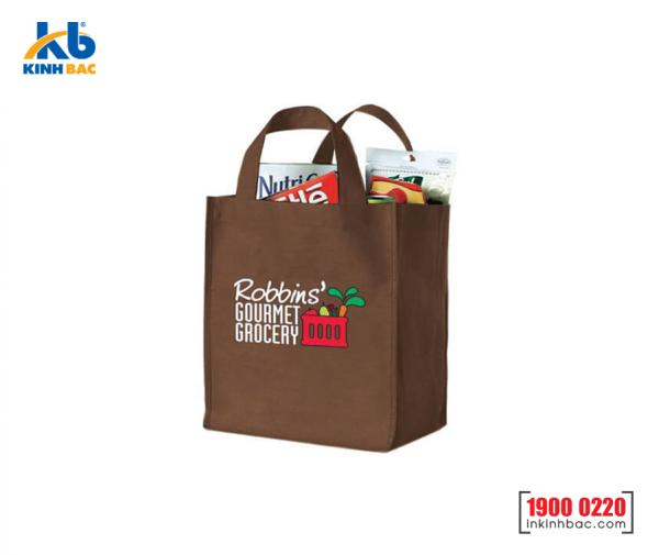 Túi vải không dệt siêu thị - TST10