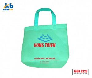 Túi chặt góc có đáy - TVG07