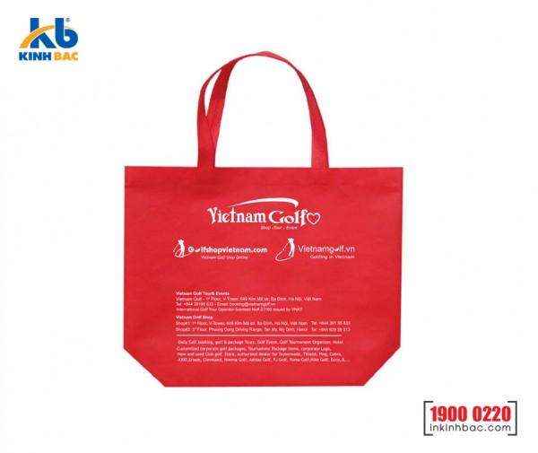 Túi chặt góc có đáy - TVG11