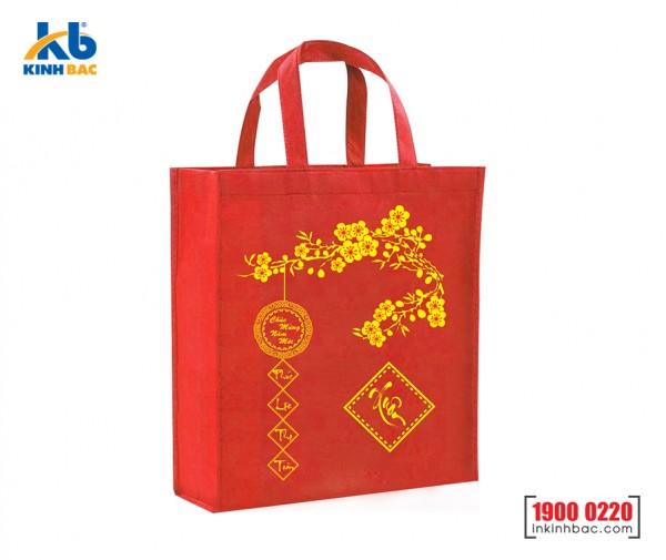 Túi đưng quà tết - TQT02