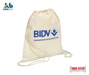 Túi vải không dệt dây rút - TDR021