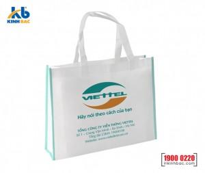 Túi vải hình hộp có hông - TCH34