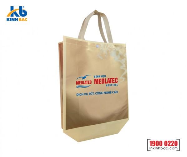 Túi vải ghép màng - TGM09
