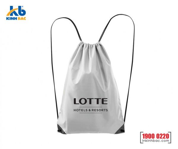 Túi vải không dệt dây rút - TDR04