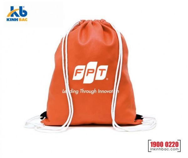 Túi vải không dệt dây rút - TDR017