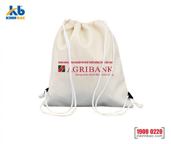 Túi vải không dệt dây rút - TDR05