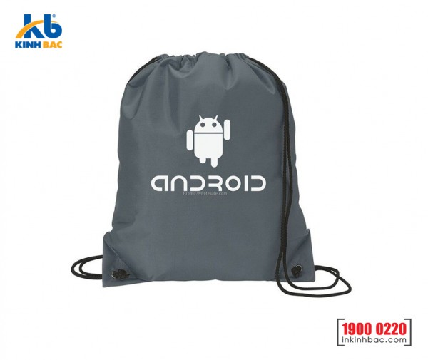 Túi vải không dệt dây rút - TDR022
