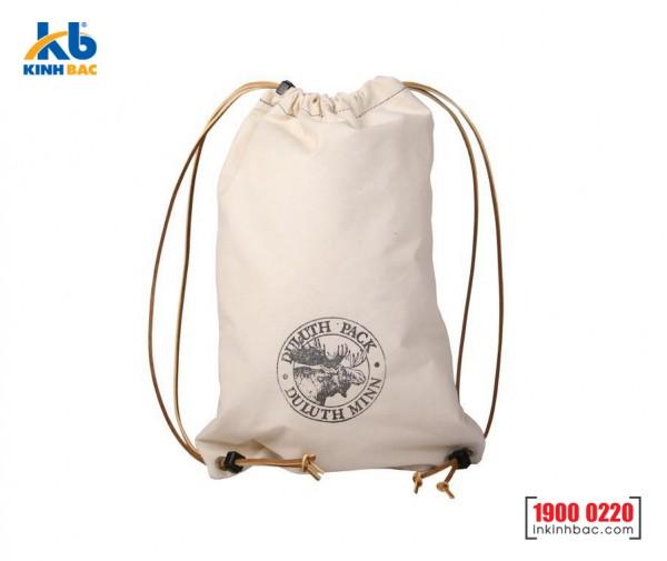 Túi vải không dệt dây rút - TDR023