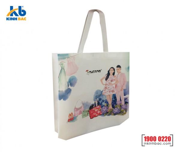 Túi vải ghép màng - TGM08