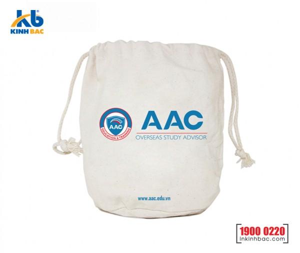 Túi vải không dệt dây rút - TDR013