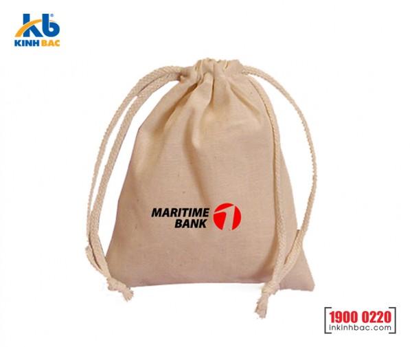 Túi vải không dệt dây rút - TDR07