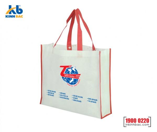 Túi vải hình hộp có hông - TCH40