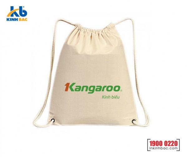 Túi vải không dệt dây rút - TDR016