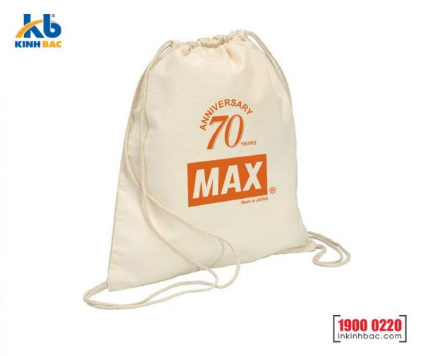 Túi vải không dệt dây rút - TDR010