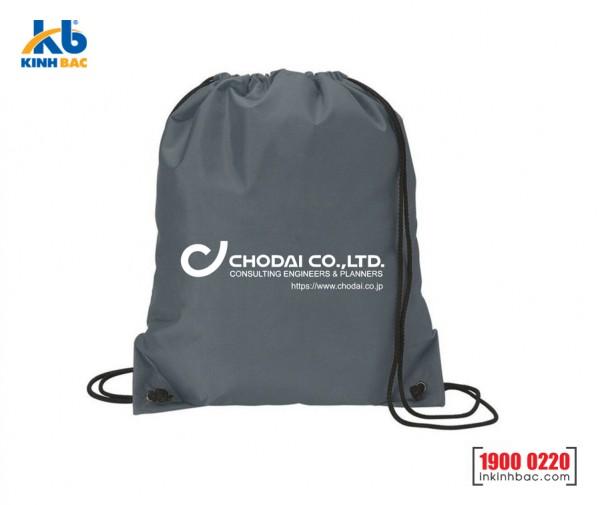 Túi vải không dệt dây rút - TDR06