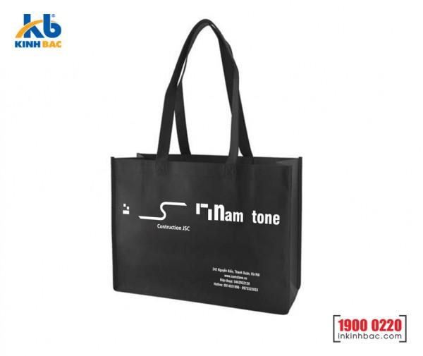 Túi vải hình hộp có hông - TCH18