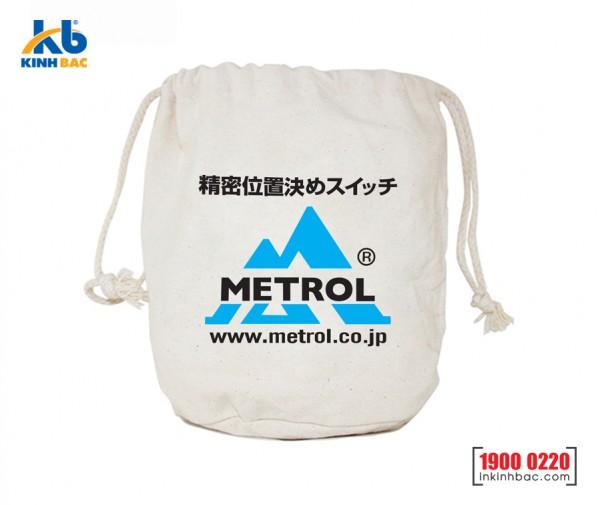 Túi vải không dệt dây rút - TDR019