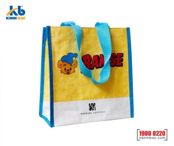 Túi vải ghép màng - TGM18