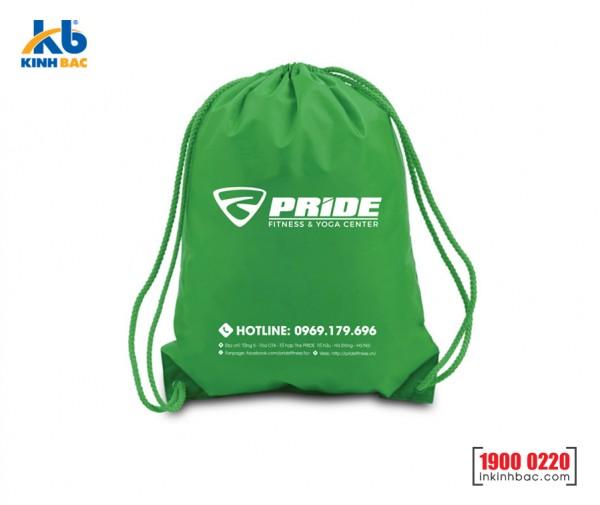 Túi vải không dệt dây rút - TDR014