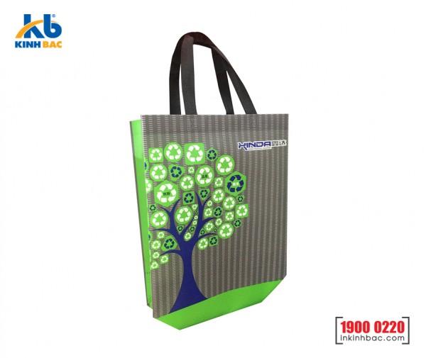 Túi vải ghép màng - TGM05