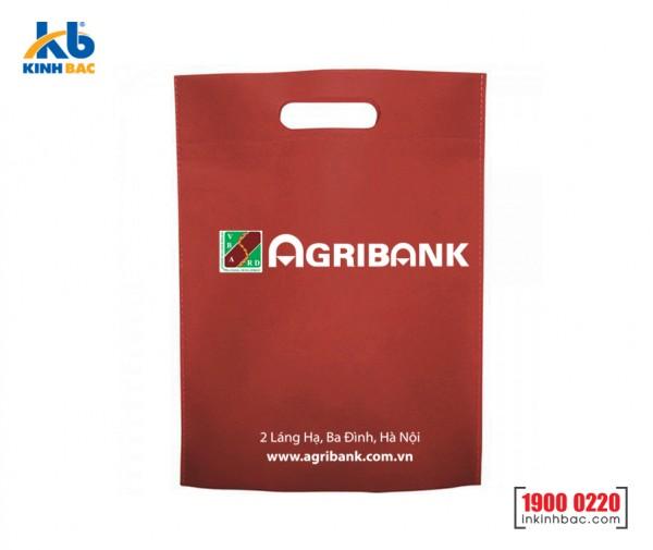 Túi vải không dệt ngân hàng - TNH09