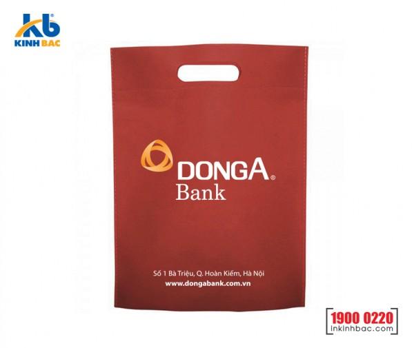 Túi vải không dệt ngân hàng - TNH16