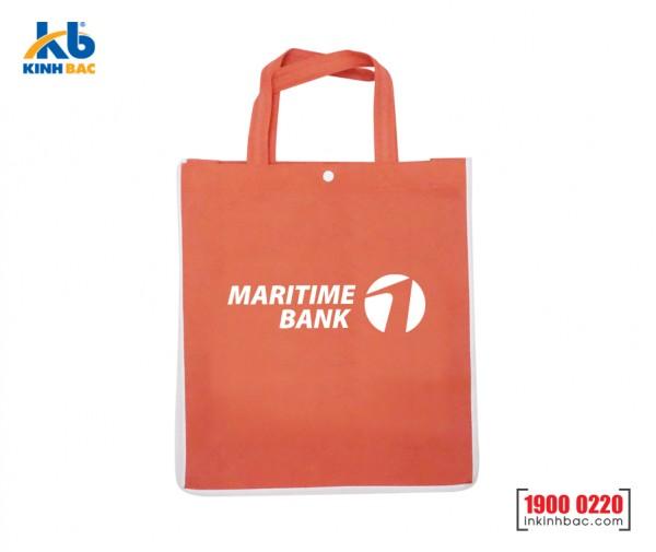 Túi vải không dệt ngân hàng - TNH08