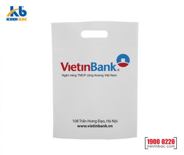 Túi vải không dệt ngân hàng - TNH12