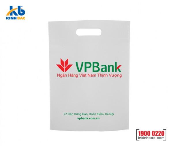 Túi vải không dệt ngân hàng - TNH11