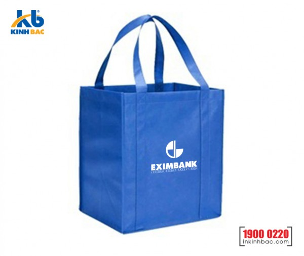 Túi vải không dệt ngân hàng - TNH01