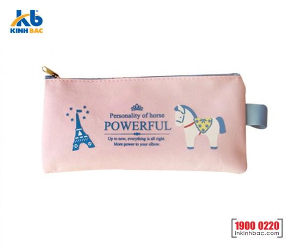 Túi ví vải không dệt - TV06