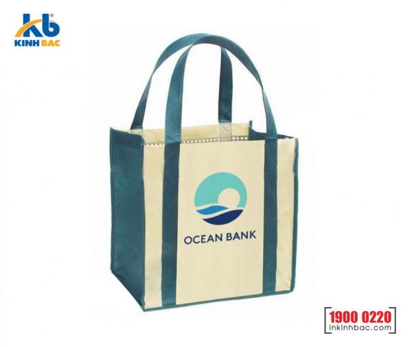 Túi vải không dệt ngân hàng - TNH02