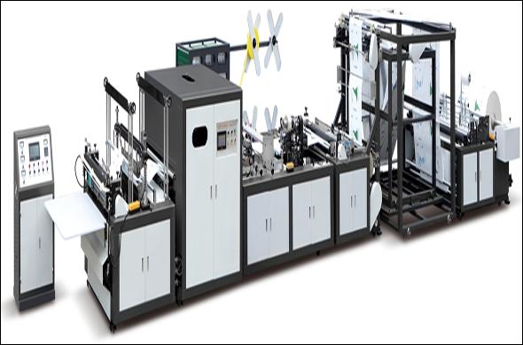 """""""Vải không dệt Kinh Bắc"""" ứng dụng máy móc thiết bị tiên tiến vào sản xuất"""