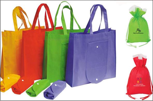 Túi vải không dệt bảo vệ môi trường